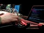 Andrew Sorensen (UK) - Live at MS Stubnitz // 2013-04-18 - Video Select
