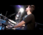 Benny Greb's Moving Parts - Live at MS Stubnitz // 2014-05-23 - Video Select