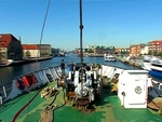 MS Stubnitz entering Copenhagen // 2006-07-04 - Video Select
