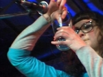 Hanne Kolsto (NO) - Live at MS Stubnitz // 2010-03-14 - Video Select