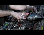 Rashad Becker (SYR/DE) - Live at MS Stubnitz // 2014-03-28 - Video Select