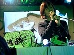 Tone (DK) - Live at MS Stubnitz // 2009-01-14 - Video Select