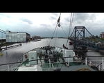Stubnitz arriving in Wilhelmshaven // 2012-06-08 - Video Select