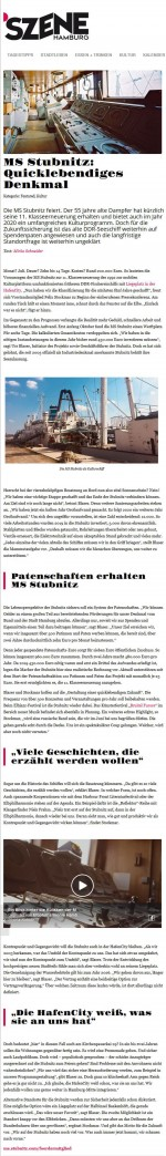 Szene Hamburg 01-2020