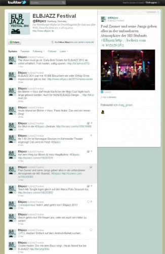 ElbJazz Twitter 2011-05-17