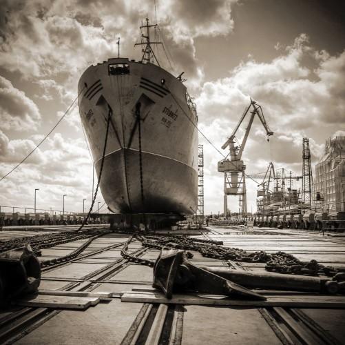 Dock_HST_2009