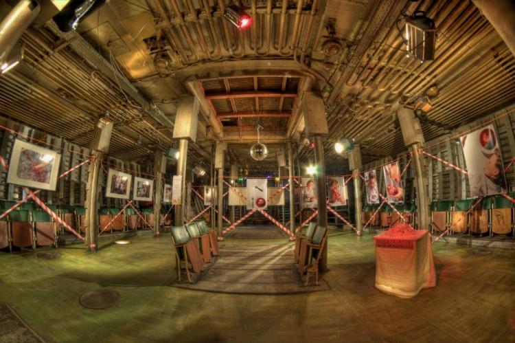 Exhibition Load 1