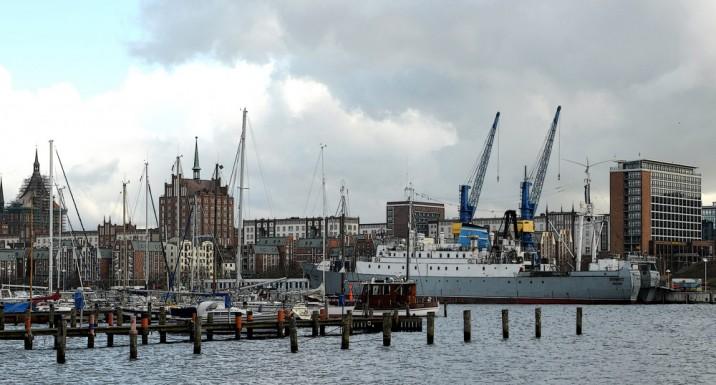 Rostock Stadthafen 2010-04-21