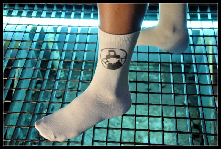 Fisherman Socks