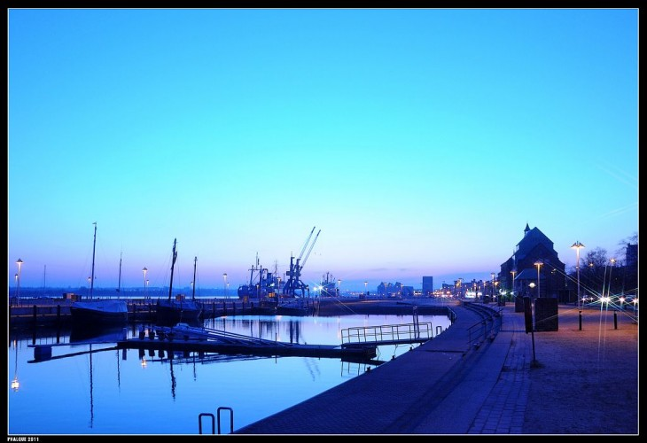 Rostock Stadthafen