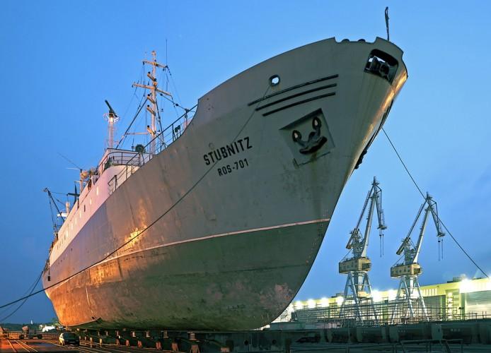 Stralsund Dock 2009-05-20