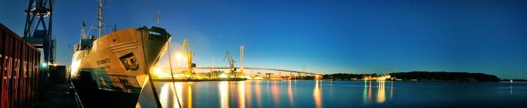 Stralsund Ausrüstungskai 2009-06-06