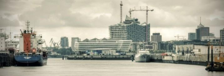 MS Stubnitz at Hamburg Baakenhöft / HafenCity