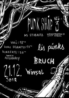 EVENT :: Punk Ship Vol.3 :: 21. Dezember 2018